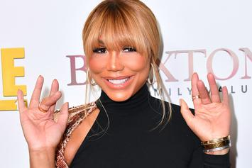 """Tamar Braxton Reveals Close Call With COVID-19: """"I'm Low Key Scared"""""""