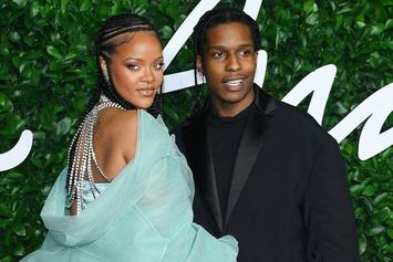 Rihanna & A$AP Rocky Spotted In NYC Following Relationship Rumors