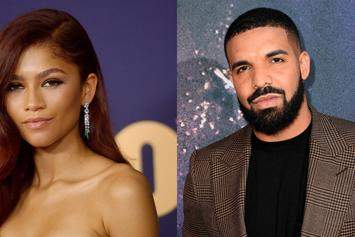 "Zendaya Addresses Rumor That Drake Was Handing Out Cash At ""Euphoria"" Wrap Party"
