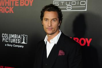 "Matthew McConaughey Calls Out The ""Illiberal Left"" As Hypocrites"