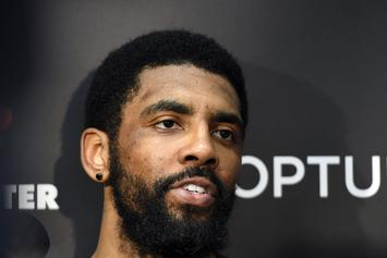 Kyrie Irving Shows Off His Rapping Ability In New IG Video