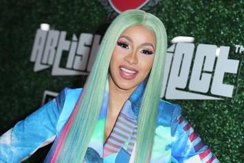 Cardi B Reveals Hack She Used In High School To Look Thicker