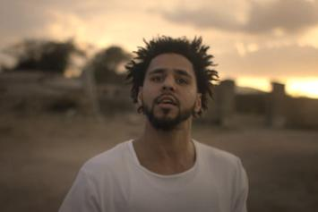 "J. Cole Drops Previously-Unreleased Video For 2014's ""Fire Squad"""