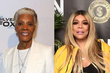 Dionne Warwick Tells Wendy Williams To Keep Her Name Out Of Her Mouth