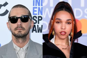 """Shia LaBeouf Responds To FKA Twigs Allegations: """"I Have Been Abusive"""""""