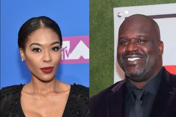 "Moniece Slaughter Says Ex-BF Shaq Texted Her ""Kill Yourself"""