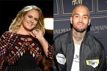 Adele & Chris Brown Gossip Was False: Report