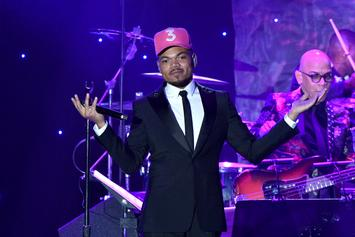 "Chance The Rapper Responds To Internet Slander: ""I'm Just Really Good At Rapping"""