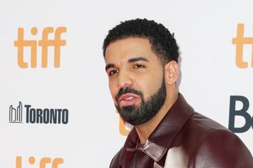 Drake Teaches 3-Year-Old Son Adonis How To Tie His Durag In Cute Family Pics