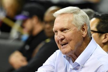 Jerry West Trashes The Lakers In Alleged Leaked Voicemail