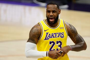 LeBron James Left In Awe Of Tiger Woods' Son