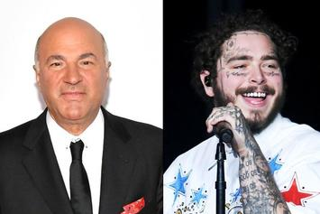 """Shark Tank"" Star Kevin O'Leary Thinks He Resembles Post Malone"