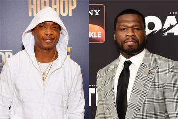 Ja Rule Says 50 Cent Doesn't Want Verzuz Smoke