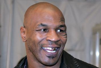 Mike Tyson Confirms Story He Gave Ed Lover A Bentley
