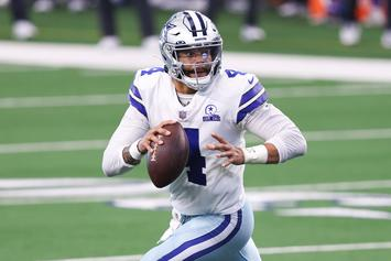 Dak Prescott Delivers Unique Christmas Gift To Cowboys Players