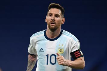 Lionel Messi Says He Wants To Play In The United States