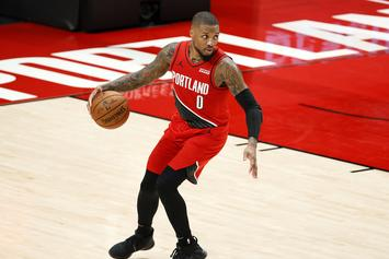 Damian Lillard Offers Praise To The Lakers After Huge Offseason