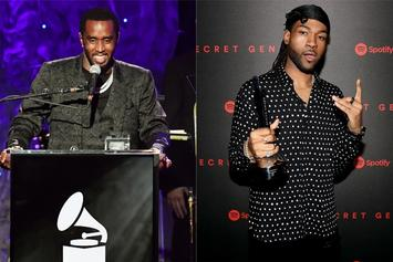 Diddy Says PartyNextDoor Is The Best Songwriter Out