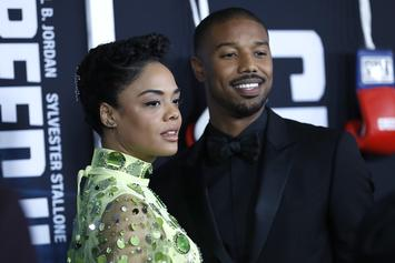 "Michael B. Jordan To Direct ""Creed 3,"" Tessa Thompson Says"