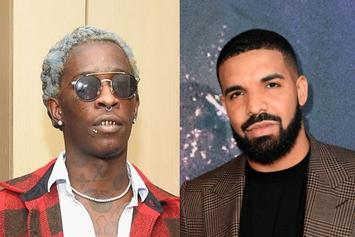 """Young Thug Thinks """"Drake Level"""" Artists Can't Continue To Survive In Only Hip Hop"""
