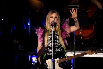 Avril Lavigne & Machine Gun Kelly May Have A Collab On The Way