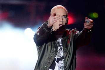 Eminem Talks The Golden Age Of Hip Hop, His Favorite Rappers, And More