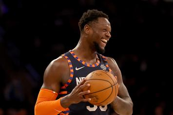 Julius Randle Wins Over Knicks' Twitter After Massive Triple-Double