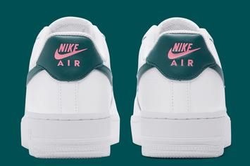 "Nike Air Force 1 Low ""Dark Teal Green"" Coming Soon: Photos"
