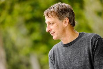 Tony Hawk Shares Hilarious Story About His COVID-19 Test