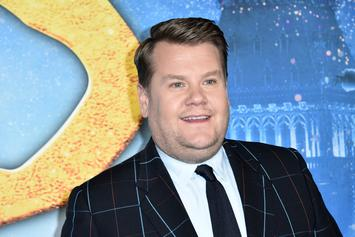 "James Corden Admits He Is ""Fed Up"" With Current Weight In Candid Video"
