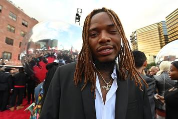 "Fetty Wap Posts Emotional Apology To Girlfriend & Daughters For ""Embarrassing"" Them"