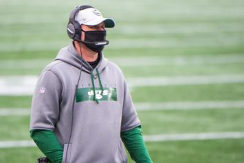 Jets Finally Announce Firing Of Adam Gase, Fans React With Glee