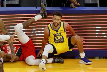 Steph Curry Reacts To The Slander After Exploding For 62 Points
