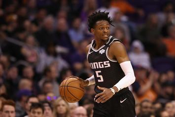 De'Aaron Fox Puzzled As Father Joins Marvin Bagley III Drama