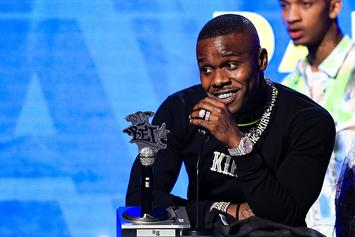 """DaBaby's Ex Calls The Rapper """"My Son"""""""