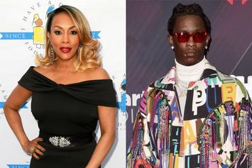 "Vivica A. Fox Earns Backlash For Calling Young Thug A ""Sexy Ass Cockroach"""