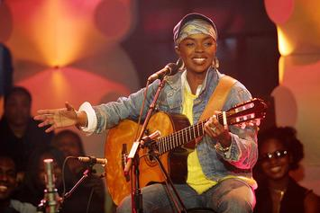"""Lauryn Hill Cites """"Unrealistic Expectations"""" For Never Releasing Follow-Up Album"""