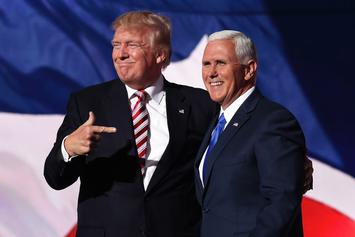 Trump Publicly Puts Pressure On Pence To Decertify Biden's Win