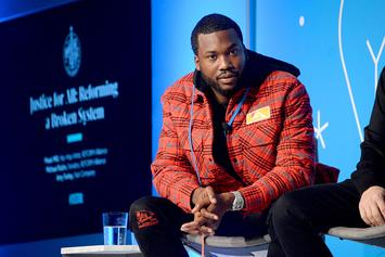 "Meek Mill Says The U.S. Might Be The ""Most Racist Country"" After Capitol Riot"