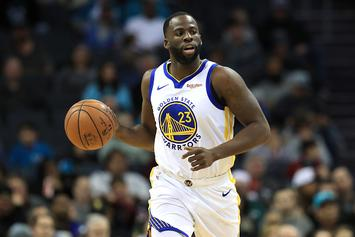 "Draymond Green Goes On NSFW Rant About U.S. Capitol ""Terrorists"""