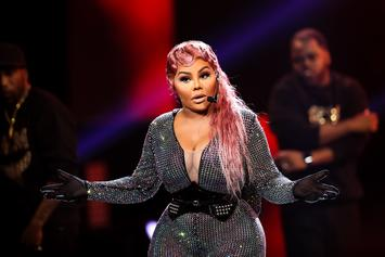 "Lil Kim Will Narrate Season Two Of ""American Gangster: Trap Queens"""