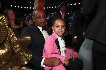 Blue Ivy Dances Like Solange In New Video, According To Tina