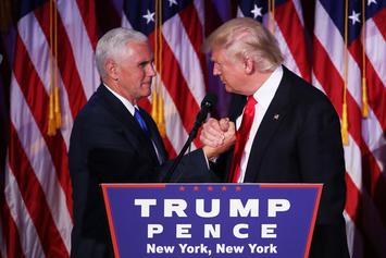 Trump & Pence Talked For First Time Since Riot: Report