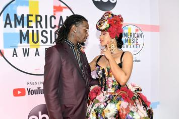 Cardi B Responds After Celina Powell Claims Offset Offered $50K To Get An Abortion