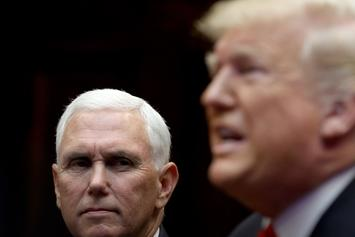 Pence Refuses To Invoke 25th Amendment After Alleged Argument With Trump: Report