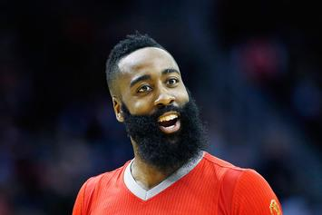 "James Harden Says Rockets Are ""Just Not Good Enough"""