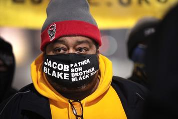 Jacob Blake Recalls Being Shot In The Back By Police In Front Of His Kids