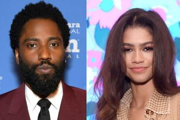 John David Washington Speaks On Age Gap With Co-Star Zendaya