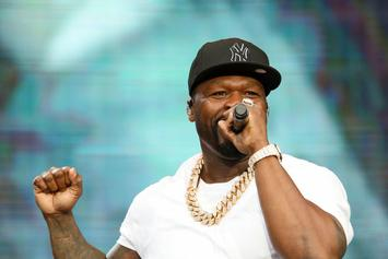 "50 Cent Flexes His Influence: ""I Can Still Move The Needle"""