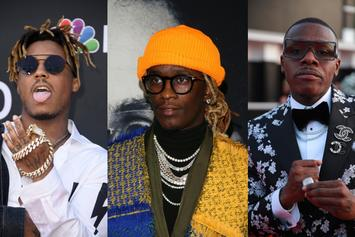 """Juice WRLD, Young Thug & DaBaby Light Up Our """"Fire Emoji"""" Playlist"""